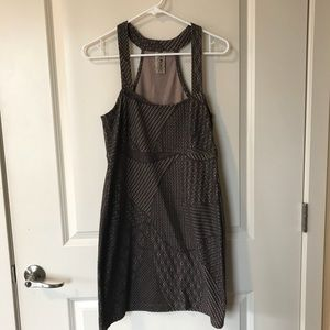 Lace crochet free people dress
